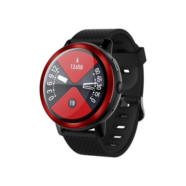 4G android smart watch front view
