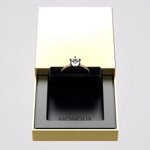 Monolix slim ring box front view